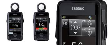 sekonic litemaster pro light meter new sekonic litemaster pro l 478d and l 478dr light meters shoot