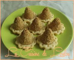 cuisine de loulou pyramides aux amandes et sésame la cuisine de loulou