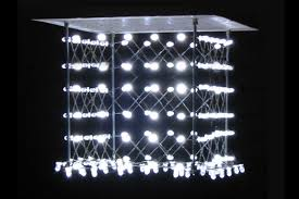 Led Chandelier Led Chandelier 5 Steps With Pictures