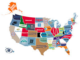 The Map Of United States by Let U0027s Put Voters Back On The Map U S Pirg