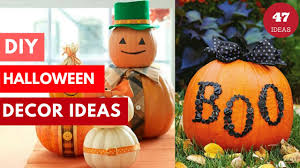 47 easy to make diy halloween decor ideas home decorating ideas