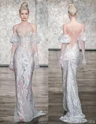 cold shoulder wedding dress glamorous sheath sleeves cold shoulder wedding dresses