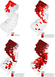 State Of New Jersey Map by Njdep Division Of Fish U0026 Wildlife Know The Bear Facts Black