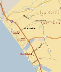 california map carlsbad carlsbad map carlsbad california area map san diego asap