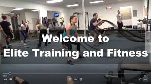 what is elite training and fitness and will it help get