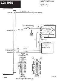 1985 corvette wiring diagram 1985 wiring diagrams instruction