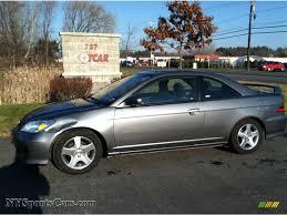 honda civic 2004 coupe 2004 honda civic ex coupe in magnesium metallic 066618