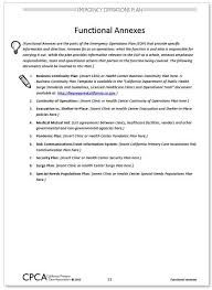 emergency operations plan template hco emergency operations plan