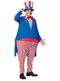 Pimp Halloween Costume Uncle Sam Costumes Patriotic Halloween Costume Adults Kids