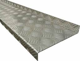 non slip tread plate is both skid proof and decorative