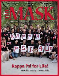 Phi Kappa Psi Flag The Mask Of Kappa Psi Pharmaceutical Fraternity Summer 2011 By