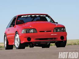 mustang cobra 1993 ford mustang cobra 1 000hp blown nascar engine powered fox