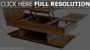 coffee table appealing coffee table with storage