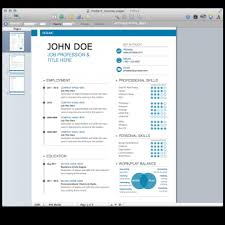free mac resume templates free resume templates mac os x krida info