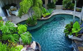 small backyard swimming pool with glass fences ways to winterize