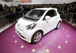 cars in india toyota toyota looks at more small cars for india rediff com business
