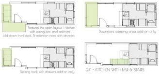tiny house on wheels floor plans interior design