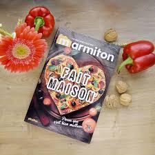 livre de cuisine fait maison livre de recettes marmiton fait maison livres de cuisine