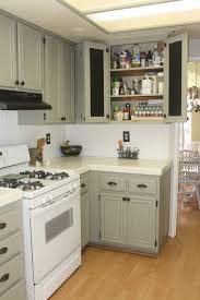 Wainscoting Backsplash Kitchen by The California Farmhouse May 2012