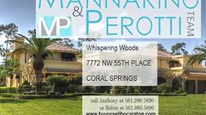 7772 nw 55th place whispering walk coral springs fl youtube