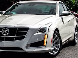 2014 used cadillac cts sedan 2 0t luxury collecti at alm gwinnett