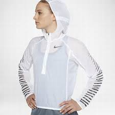 nike impossibly light women s running jacket nike impossibly light 855645 100 white women s running jacket