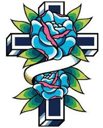 all about tattoo that you must know blue rose tattoos