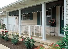 natural wood porch columns home design ideas