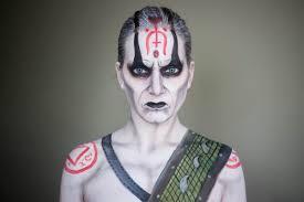 makeup artist halloween makeup artist u0027s amazing rendition of fictional characters photos
