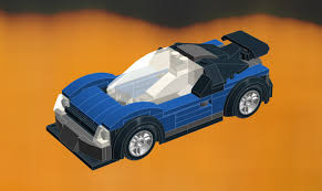 lego ford mustang lego speed champions blue gt supercar moc 2017 model how to build