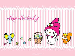 wallpapers my melody theme wallpaper my melody free download