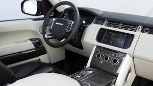 land rover range rover 2016 interior 2013 land rover range rover supercharged review autoweek