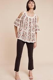 open shoulder blouse maylou open shoulder blouse shoulder fashion project and