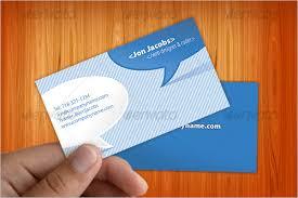 30 cool business card templates free psd design ideas creative