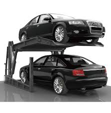 Style Garage by Style Garage Car Lift Outdoor Garage Car Lift