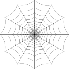 halloween spider clipart black and white spider clipart