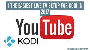 kodi live iptv how to 2017 simple tv client youtube