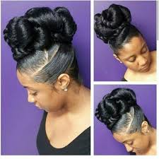 images of black braided bunstyle with bangs in back hairstyle best 25 faux bun ideas on pinterest marley hair bun marley