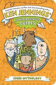 ken jennings u0027 junior genius guides books by ken jennings and mike