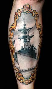 30 navy tattoos which will you go sailing slodive