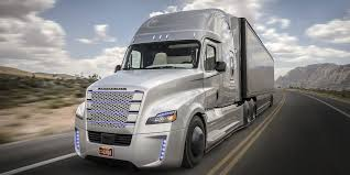 2015 volvo 18 wheeler here comes a self driving 18 wheeler truck huffpost