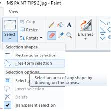microsoft paint tips u0026 tricks for windows users