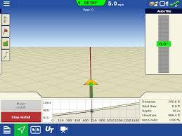 Tiling System Ag Leader Technology Intellislope Tile Plow Control Ag Leader