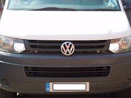 volkswagen vw t5 t6 transporter daytime running lights led upgrade