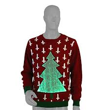 Ugly Christmas Sweater With Lights Best Christmas Ugly Sweaters A Very Cozy Home