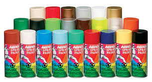 Glow In The Dark Spray Paint Colors - abro sp