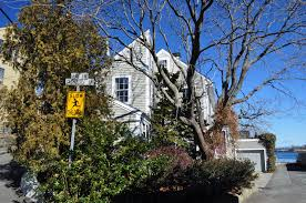 The Reversed View Of Massachusetts The Old Spite House Marblehead
