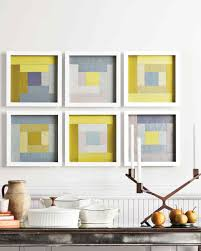 nailed it budget friendly wall art and framing ideas martha stewart abstract inspiration