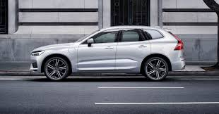 volvo jeep 2018 volvo xc60 rolls off the line in sweden the torque report