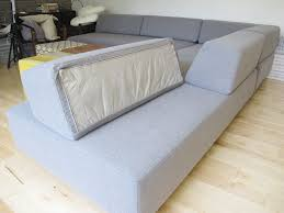 west elm tillary sofa the west elm tillary sofa back supports do not attach cool